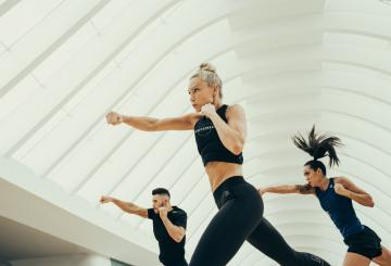 Body Kombat Masterclass. Burn calories and improve your...